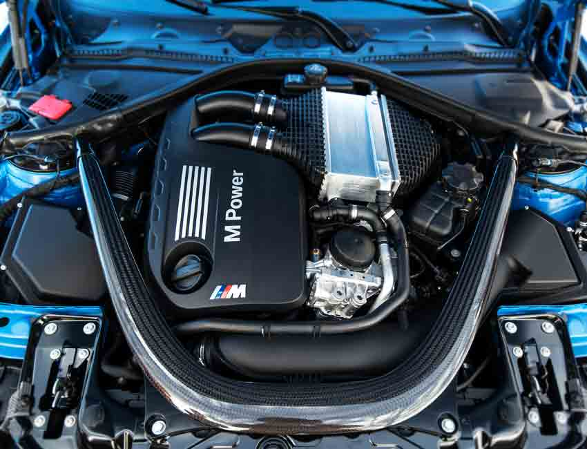 BMW M3 Maintenance Engine