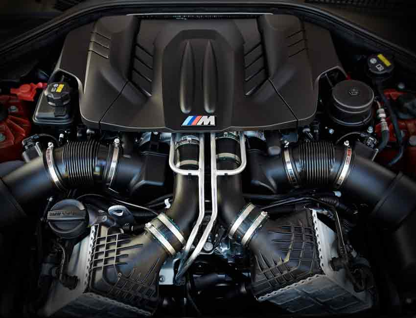 BMW M6 Maintenance Engine