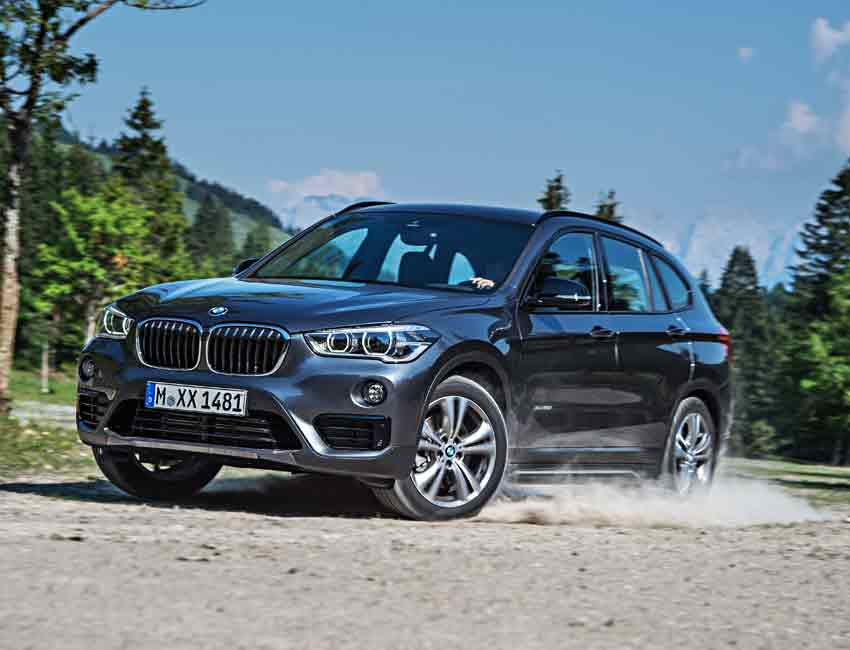 BMW X1 Maintenance Sports X-Drive