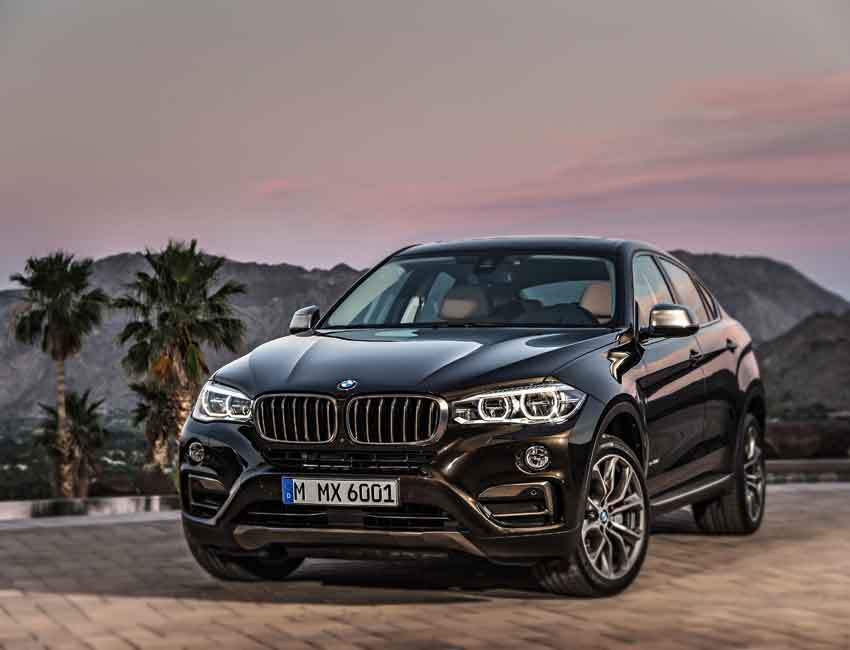 BMW X6 Maintenance Sports Coupe X-Drive