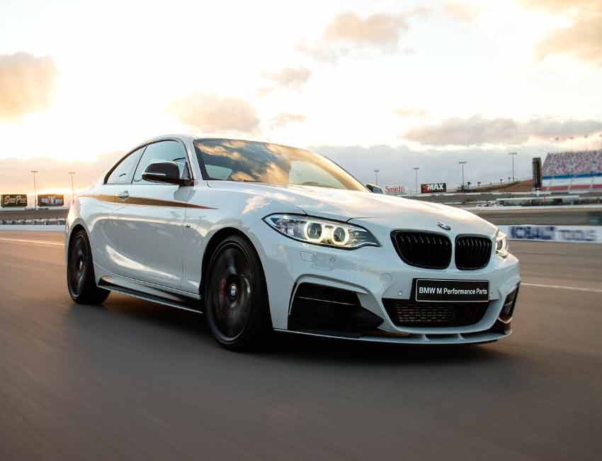 BMW 2 Series Maintenance 2017 and Later BMW Models Performance