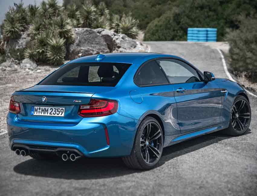 BMW M2 Coupe Maintenance