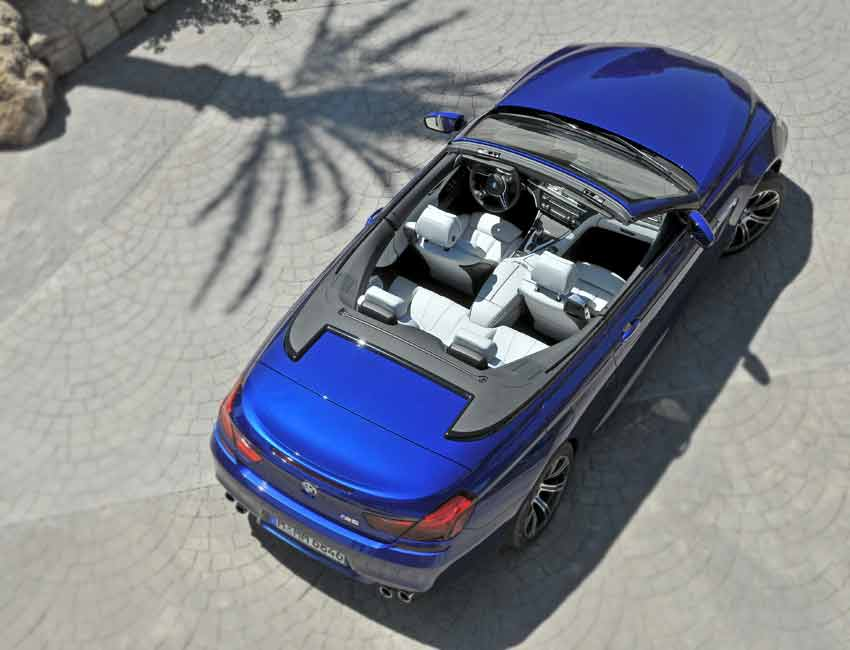 BMW M6 Convertible Maintenance