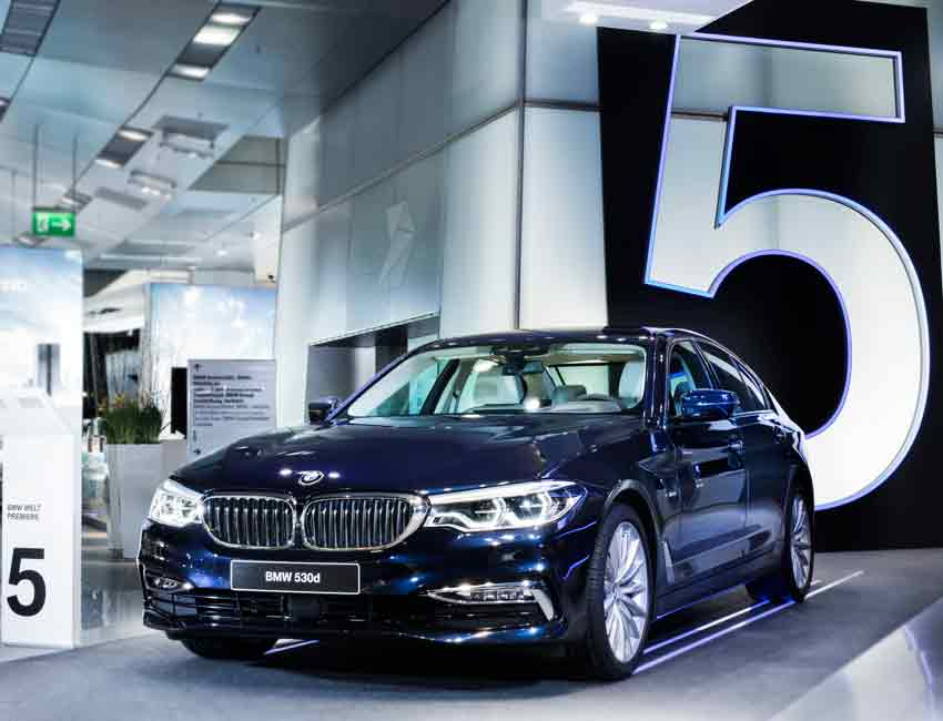 BMW 5 Series Maintenance 2017 and Later Models