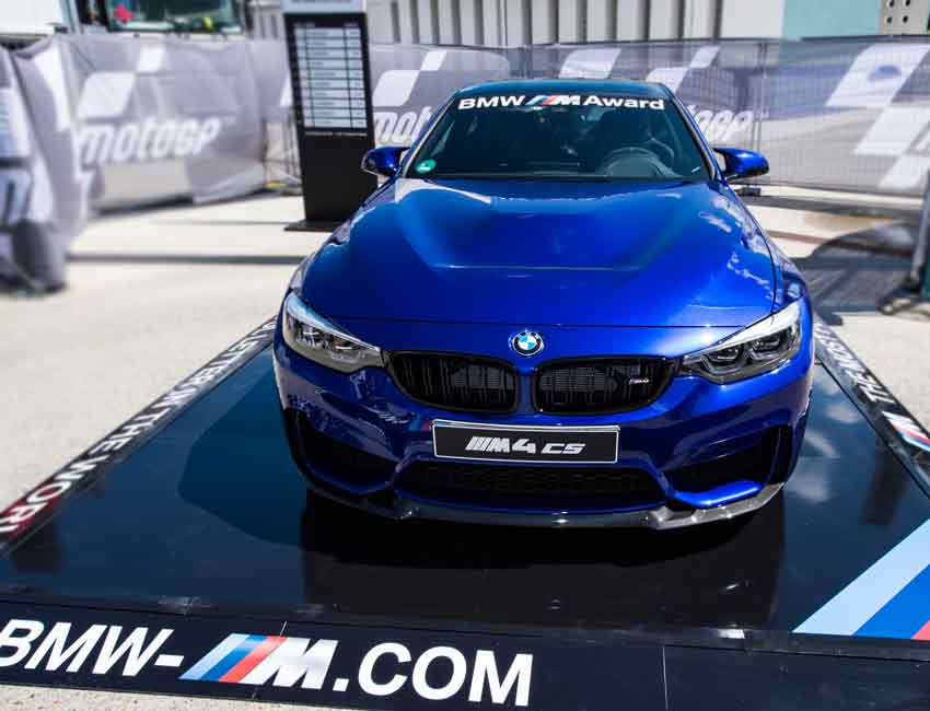 BMW M4 CS Coupe M Competition Maintenance