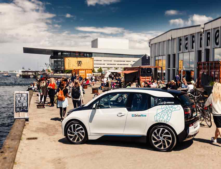 BMW i3 Electric Car Maintenance 2017 and Later Models