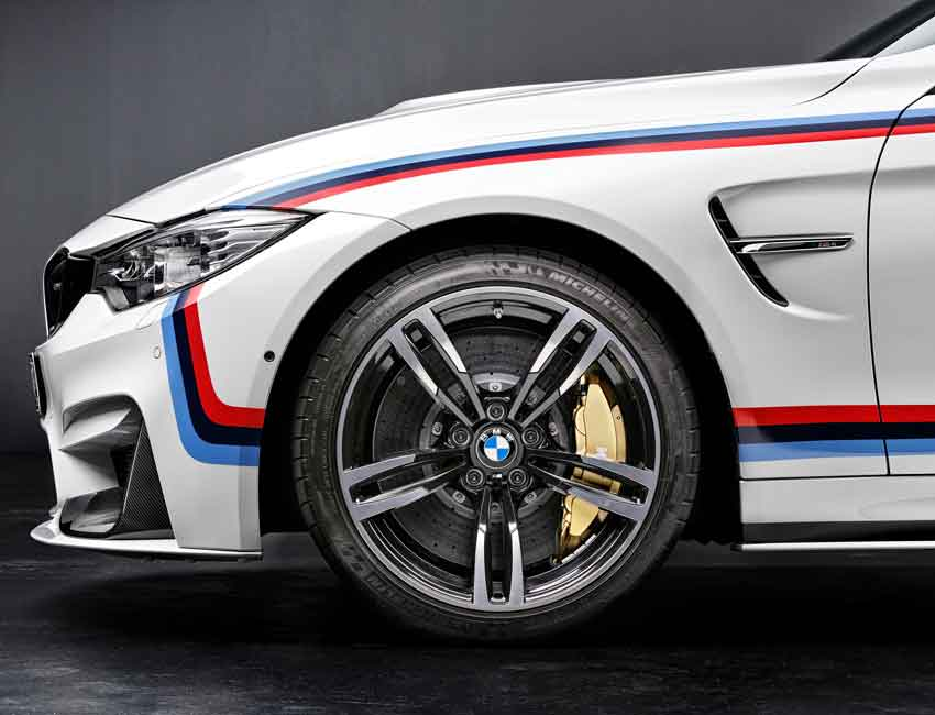 BMW M4 M Carbon Ceramic Brakes Performance