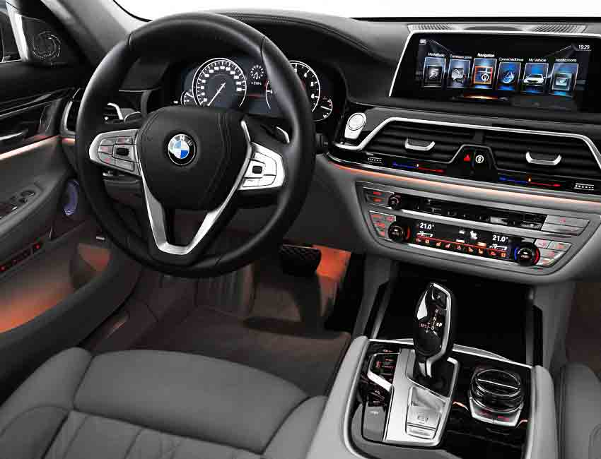 Top 6 Amazingly Useful Technologies in the BMW 7 Series ConnectedDrive