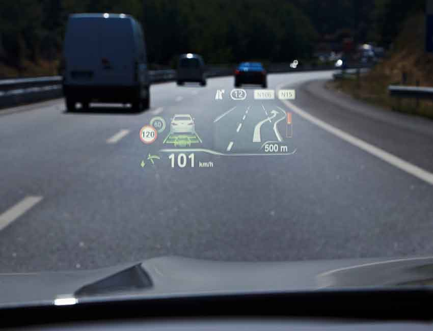 bmw head up display how it works and what information can you see. Black Bedroom Furniture Sets. Home Design Ideas