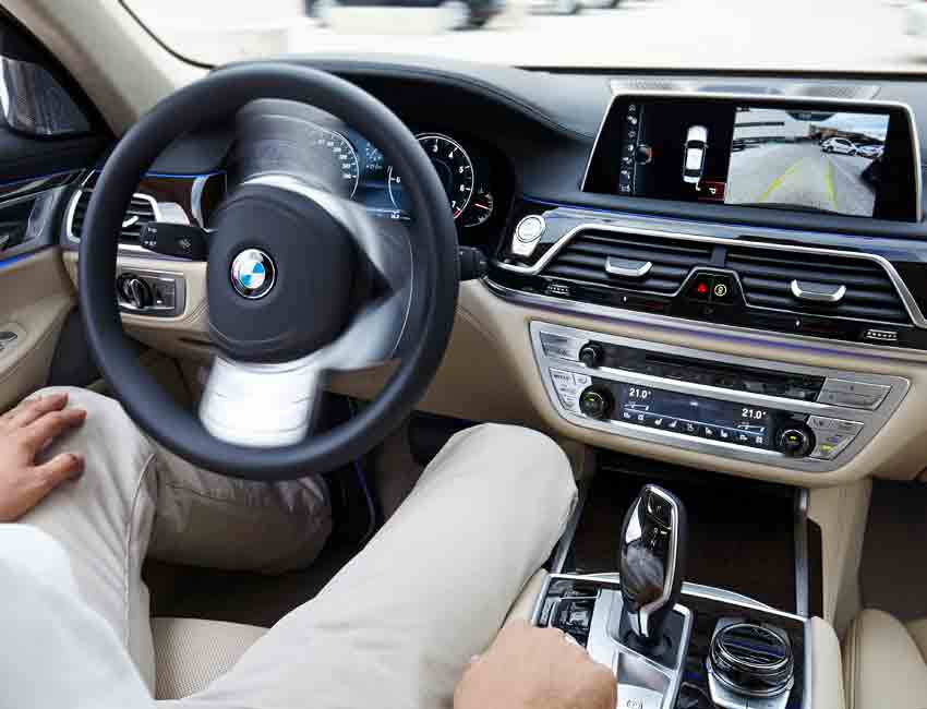 Top 6 Amazingly Useful Technologies in the BMW 7 Series Remote Control Active Parking Assistant