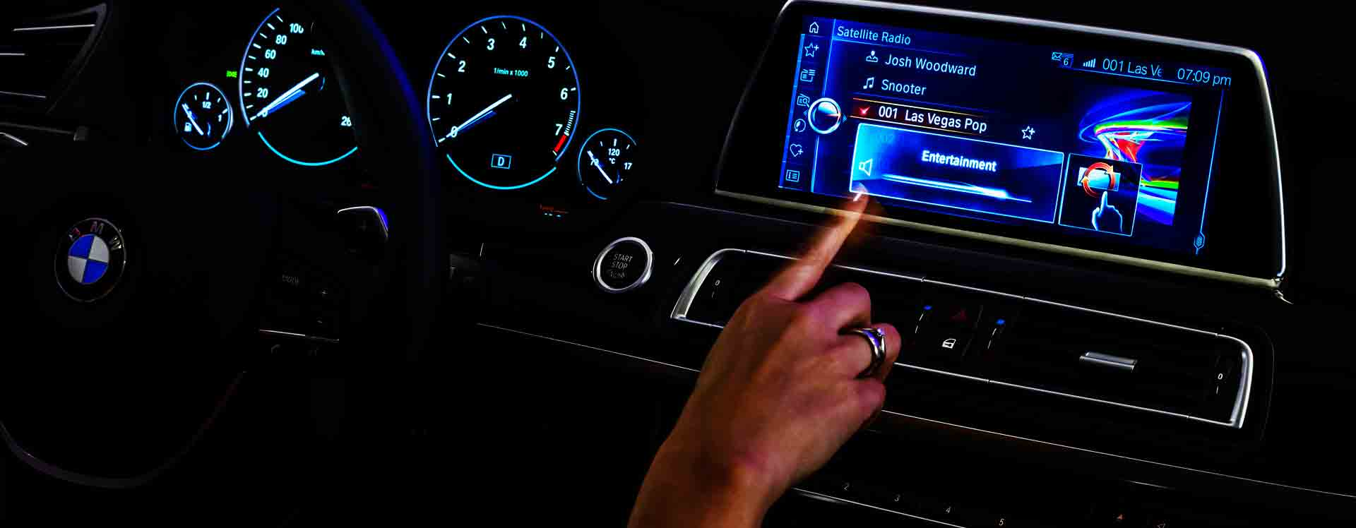 Performance Technology: 5 Best In BMW Technology Packages