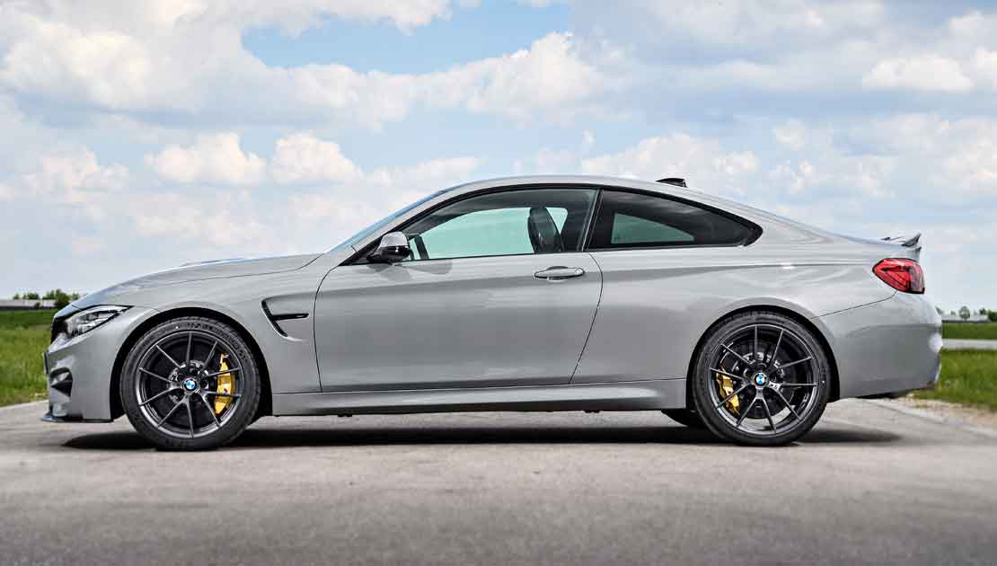 BMW M4 M Carbon Ceramic Brakes – The Complete Guide