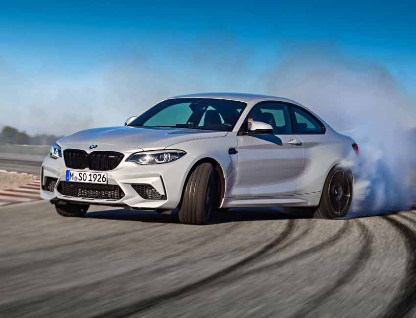 BMW M2 Coupe Competition Maintenance