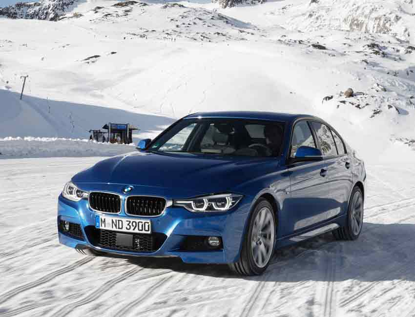 BMW 3 Series Maintenance 2017 and Later