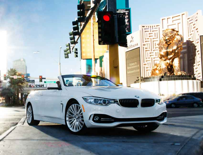 BMW 4 Series Convertible Maintenance 2017 and Later Models
