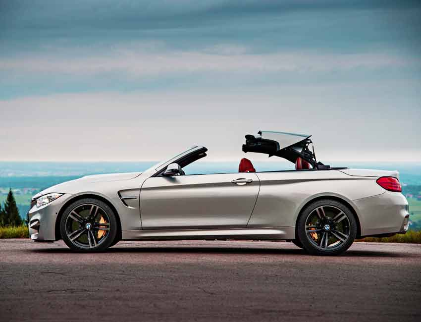 BMW M4 Maintenance 2017 and Later