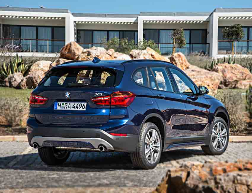 BMW X1 Maintenance 2017 and Later