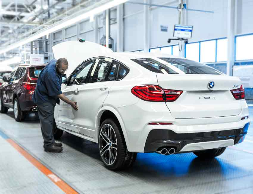 BMW 4 Series Maintenance Service 2017 and Later