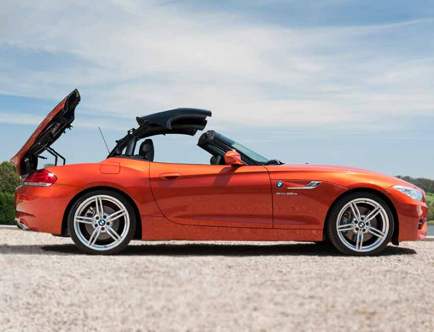 Complimentary BMW Z4 Maintenance