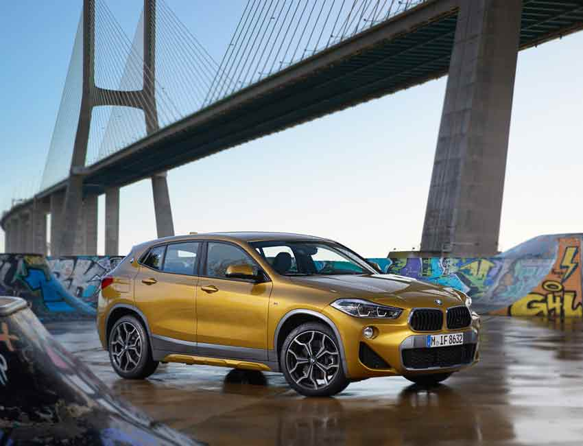 BMW X2 Maintenance 2017