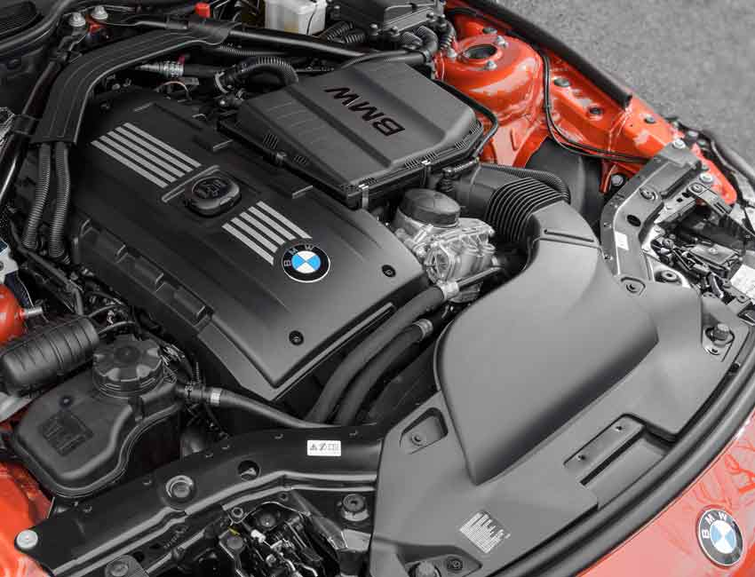 BMW Z4 Maintenance Schedule