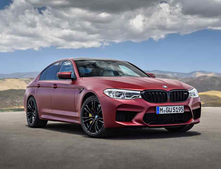 BMW M5 Maintenance 2017