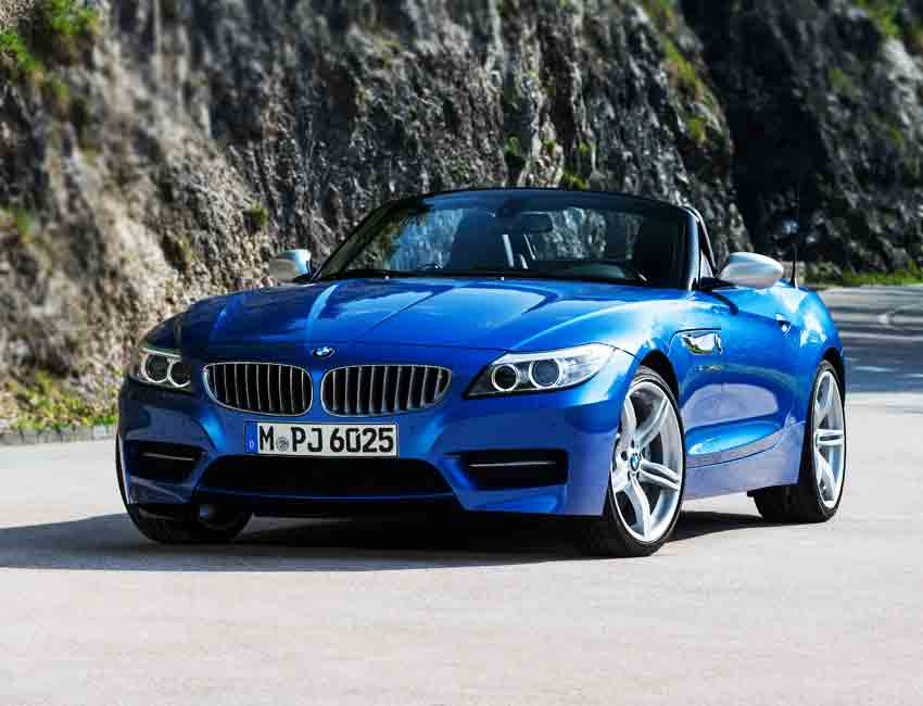 BMW Z4 Maintenance 2017