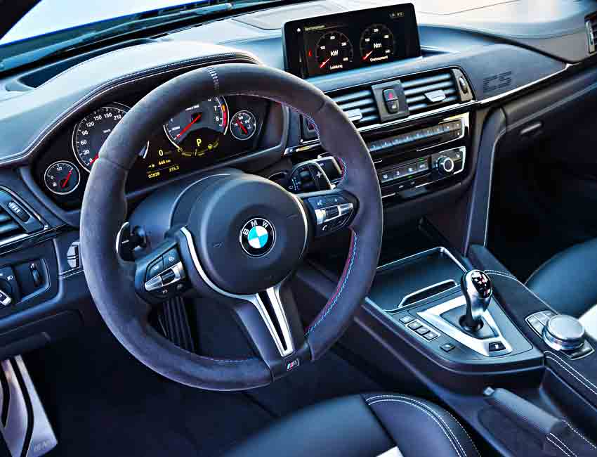 BMW 7 Speed M Double Clutch Transmission DCT with Drivelogic
