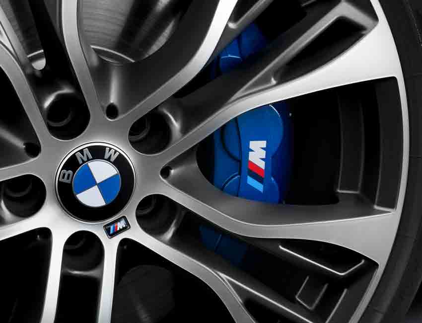 BMW M Compound Brakes Performance