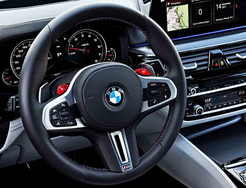 BMW Best Performance Parts M Button