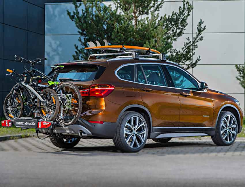 BMW Outdoor Sporting Gears and Essentials Guide