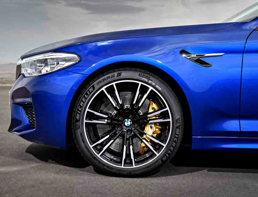 BMW Best Performance Parts Carbon Ceramic Brakes