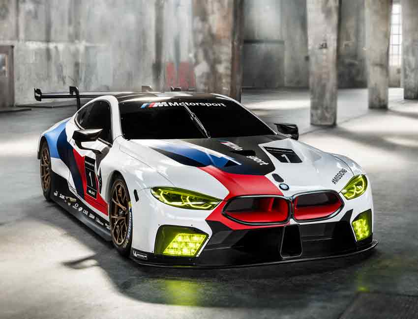 What Does BMW Stand For BMW Motorsports