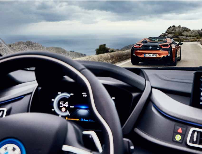 BMW i8 Energy Efficiency