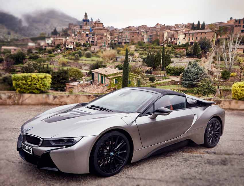 Bmw I8 Convertible Roadster Specs Price And Performance