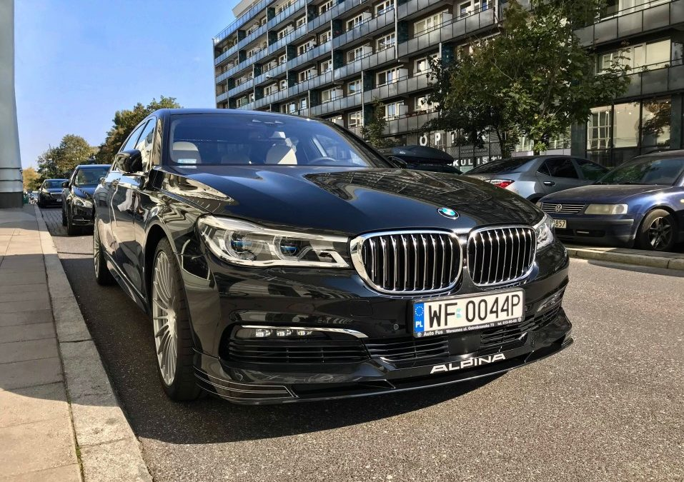 What is BMW Alpina?