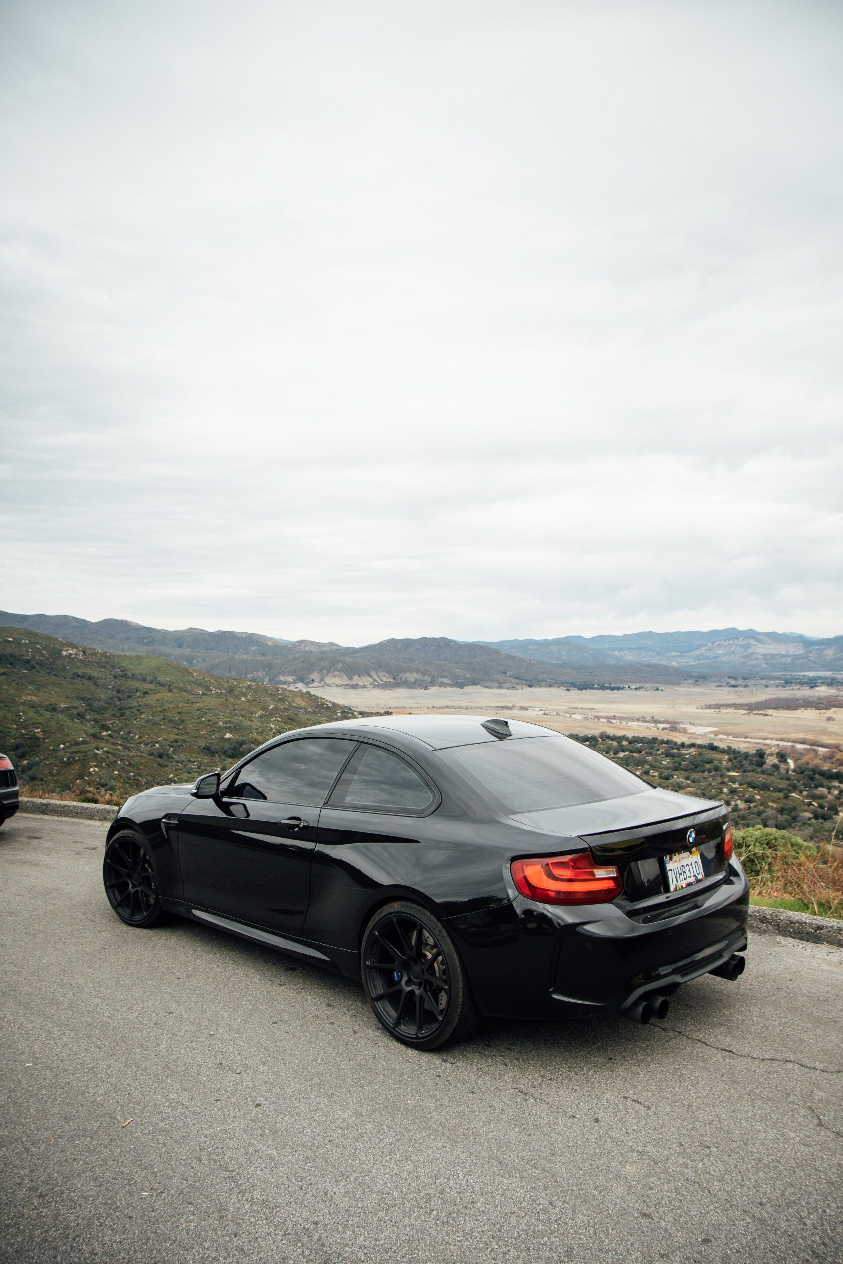 M2 Blacked Out BMW