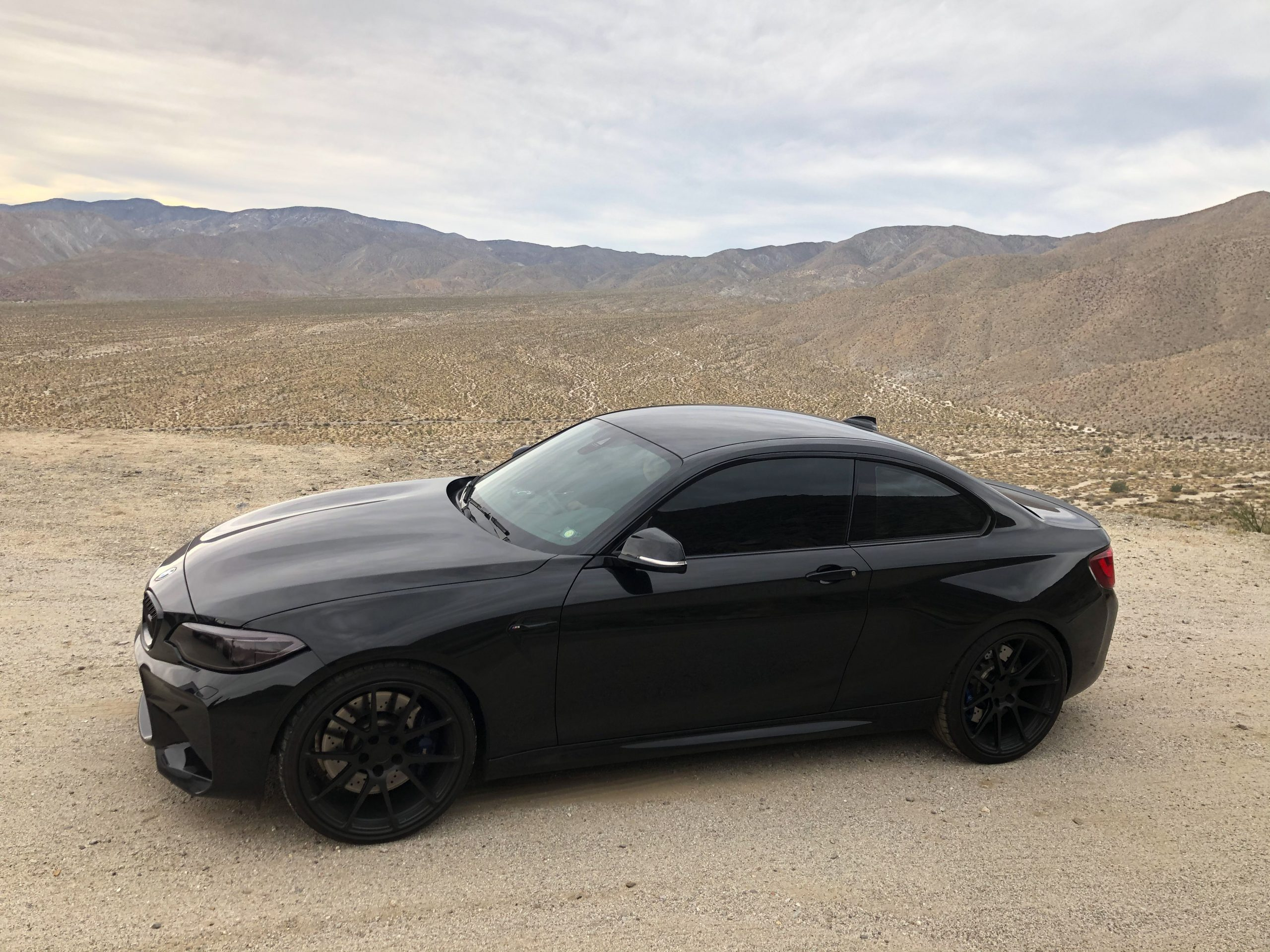 M2 Murdered Out BMW